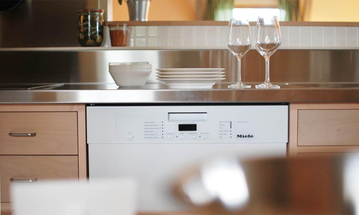 Miele 食洗機 キッチンイメージ