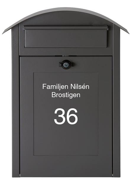 フレックスボックス 郵便箱 アルベルティーナ