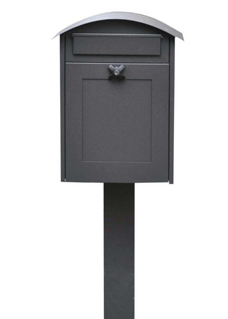 Flexbox ポストスタンド