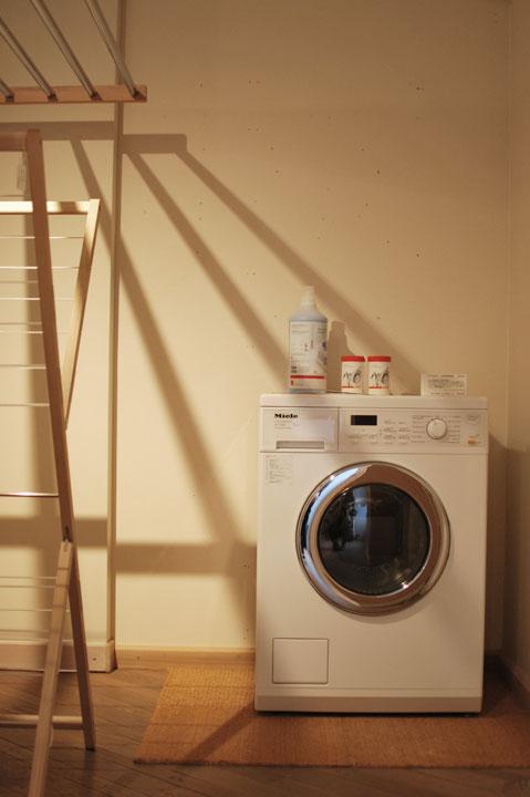 ドイツのプレミアム家電ブランドミーレの洗濯機